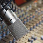Micrófono-para-radio